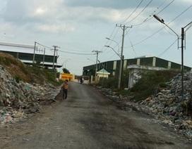 Vĩnh Long: Vụ nhà máy xử lý rác trăm tỷ bỏ không bên núi rác sẽ hoạt động trở lại?