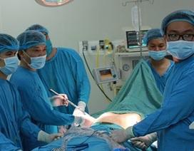 Cần Thơ: Phẫu thuật nâng lõm ngực thành công cho nhiều người bệnh
