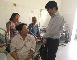 Kiểm tra đột xuất, Bộ Y tế xếp hạng 3 bệnh viện lớn ở Cần Thơ