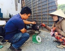 Cần Thơ: Chợ gia cầm lậu vẫn hoạt động tràn lan