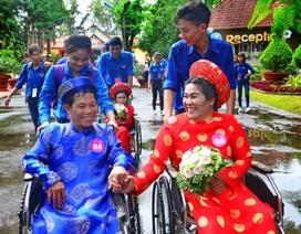 21 cặp uyên ương cưới tập thể tại Cần Thơ