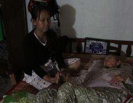 Chồng ung thư,vợ thiếu máu bẩm sinh chăm mẹ tai biến liệt giường