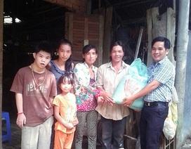 Thầy giáo trẻ nặng ân tình với học trò nghèo