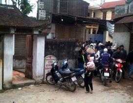 Thảm án ở Hà Nội, 4 người trong gia đình bị truy sát lúc rạng sáng
