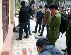Hiện trường vụ nghi án đôi vợ chồng bị sát hại ở Hà Nội