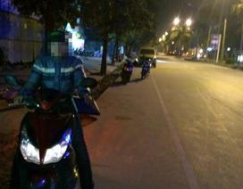 Một phóng viên bị cướp giật điện thoại ở Hà Nội