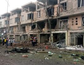 Nhân chứng vụ nổ ở Hà Đông: Ngã khỏi ghế sau tiếng nổ động trời...