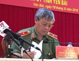 Khởi tố vụ hai lãnh đạo tỉnh Yên Bái bị bắn để làm rõ động cơ gây án