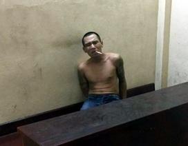 Hà Nội: CSGT quật ngã đối tượng ôm ma túy bỏ chạy