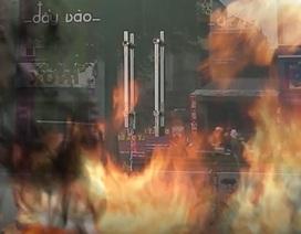 Kỹ năng thoát hiểm khi có cháy trong nhà ống