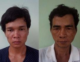 Vụ gia đình bị truy sát trong đêm: Bắt giữ 2 nghi can