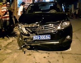 """Viện trưởng VKSND gây tai nạn: Truy tìm """"bạn nhậu"""" của ông Hùng"""