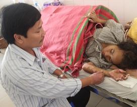 Xót xa người mẹ mang thai 6 tháng bị bỏng nặng vì rơi vào chảo dầu