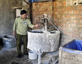 Đình chỉ 2 cơ sở sản xuất miến bẩn
