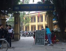 UBND Từ Liêm chỉ đạo kiểm tra vụ trường tiểu học nghỉ vì lễ hội