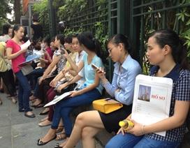 Hà Nội quyết định tiếp nhận 40 công chức không qua thi tuyển