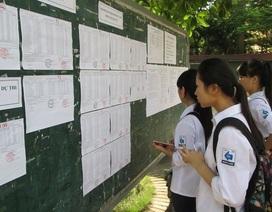 Hà Nội: Cấm trường THCS vận động học sinh không thi lớp 10