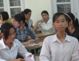 Hôm nay 20/4, Hà Nội kiểm tra khảo sát lớp 12