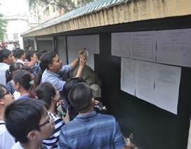 Hà Nội: Thí sinh thi lớp 10 THPT học tập quy chế, tránh sai sót