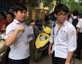 Cách tính điểm xét tuyển vào lớp 10 THPT của Hà Nội