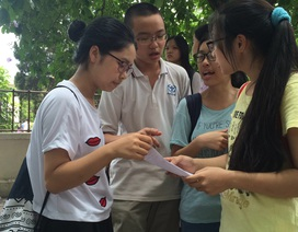 Hà Nội: Cấm các trường kiểm tra để xếp lớp