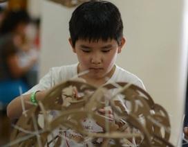 """Trẻ học được gì từ các cuộc thi """"nhập khẩu""""?"""