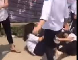 Hà Nội: Xôn xao học sinh nữ đánh nhau vì ghen tuông