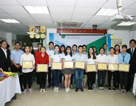 56 suất học bổng toàn phần cho sinh viên 12 trường ĐH