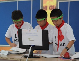 """Giải toán trên mạng: Cuộc thi biến thành chạy đua """"việt dã""""?"""