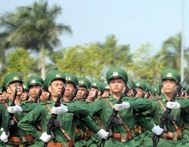 Quốc khánh 2/9: Hơn 3 vạn người diễu binh, an ninh được siết chặt
