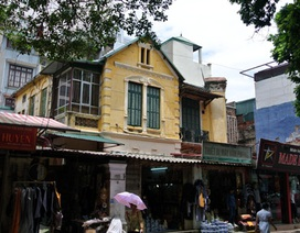 Chủ tịch Hà Nội yêu cầu rà soát toàn bộ biệt thự cổ