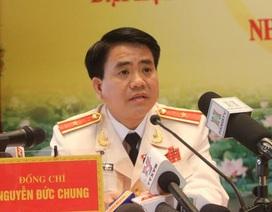 Hà Nội họp bầu ông Nguyễn Đức Chung làm Chủ tịch thành phố vào đầu tháng 12