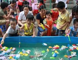 Hà Nội sẽ xây dựng 118 vườn hoa, sân chơi công cộng