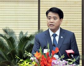 """Ông Nguyễn Đức Chung """"giao việc"""" cho 6 Phó Chủ tịch UBND TP Hà Nội"""