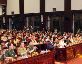 Chủ tịch nước tới giao lưu biên giới với Trung Quốc, Lào, Campuchia