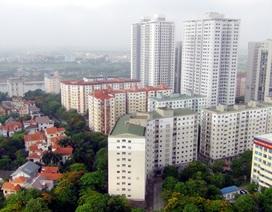 Hà Nội chưa bắt buộc xây nhà cao tầng phải có 3 tầng hầm