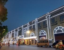 """Khách sạn cạnh Hồ Gươm: """"Kiến trúc không được đè nén cảnh quan"""""""