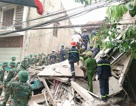 Chính thức khởi tố hình sự vụ sập nhà 43 Cửa Bắc
