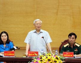 """Tổng Bí thư: Vụ Trịnh Xuân Thanh """"còn nhiều việc lắm chứ chưa dừng lại"""""""
