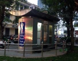 Hà Nội chấp thuận xây 1.000 nhà vệ sinh công cộng