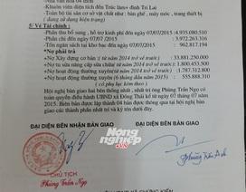 """Hà Nội: Đình chỉ trưởng công an xã bị tố """"ăn chơi, nợ chồng chất"""""""