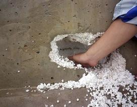 Hà Nội: Xác định 6 vị trí có xốp trong bê tông cầu Zét