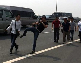 Chủ tịch Hà Nội yêu cầu xử lý nghiêm công an hành hung phóng viên