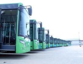 Phương án vận hành thử tuyến xe buýt nhanh đầu tiên của Hà Nội