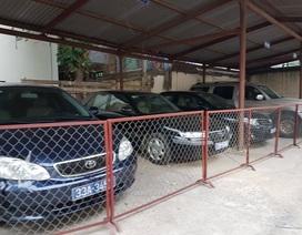 Hà Nội: Lãnh đạo sở ngành đi taxi, nộp lại gần 50 xe công