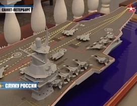 Nga chế tạo tàu đổ bộ mới cỡ lớn