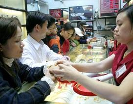 Giá vàng Việt Nam tăng sau cuộc bầu cử tại Hy Lạp