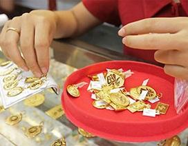 Vàng tăng vọt qua mốc 42 triệu đồng/lượng