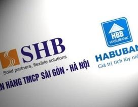 """Sáp nhập Habubank vào SHB: Thống đốc """"gật đầu"""""""