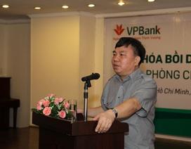 VPBank phối hợp tổ chức Khóa bồi dưỡng kiến thức về phòng chống rửa tiền